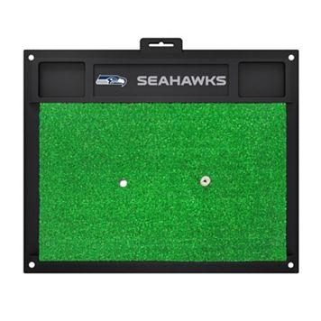 FANMATS Seattle Seahawks Golf Hitting Mat