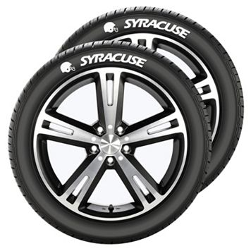 Syracuse Orange Tire Tatz