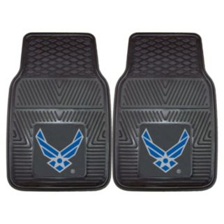 FANMATS 2-pk. US Air Force Vinyl Car Floor Mats