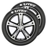 Utah Utes Tire Tatz