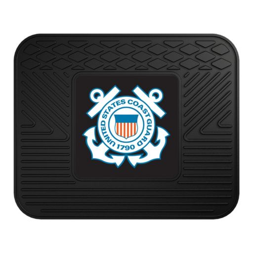 FANMATS US Coast Guard Utility Mat