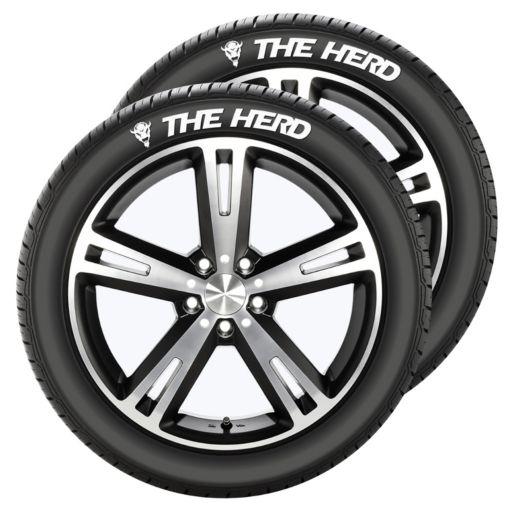 Marshall Thundering Herd Tire Tatz