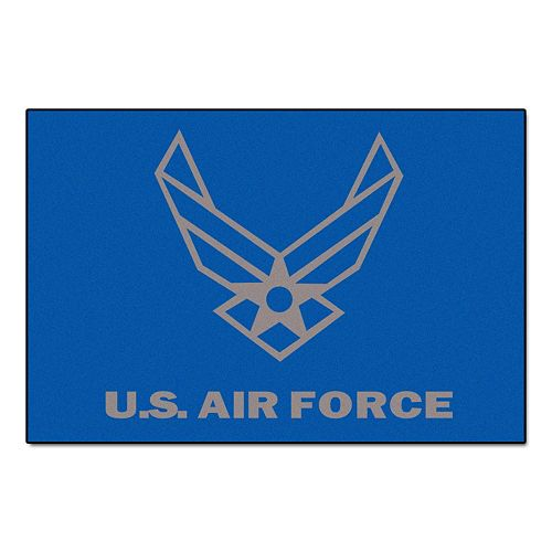 FANMATS US Air Force Starter Rug - 19'' x 30''