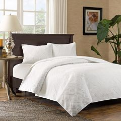 Madison Park Adelle 3-pc. Coverlet Set