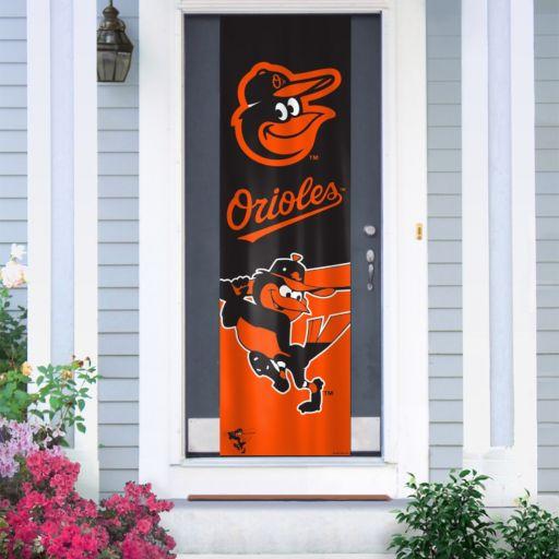 Baltimore Orioles Door Banner