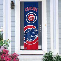 Chicago Cubs Door Banner
