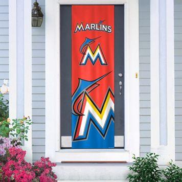 Miami Marlins Door Banner