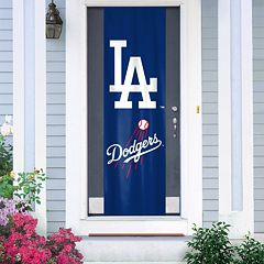 Los Angeles Dodgers Door Banner