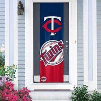 Minnesota Twins Door Banner