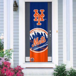 New York Mets Door Banner