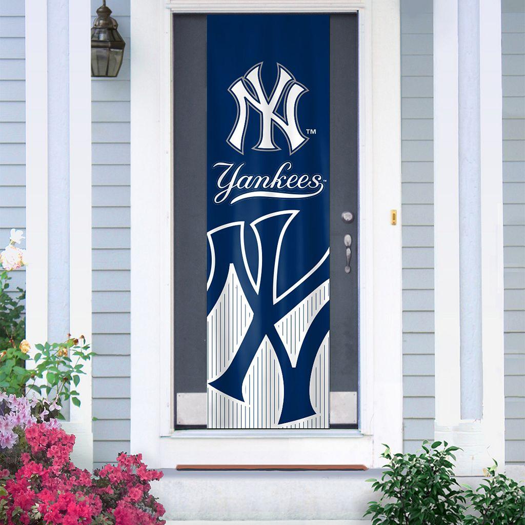 New York Yankees Door Banner