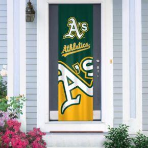 Oakland Athletics Door Banner