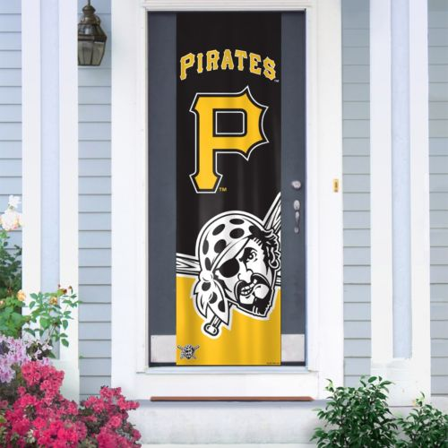 Pittsburgh Pirates Door Banner