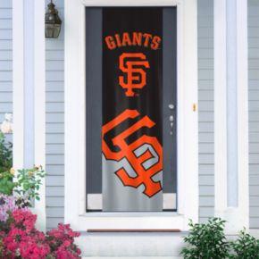 San Francisco Giants Door Banner