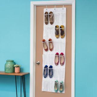 Honey-Can-Do 24-Pocket Over-The-Door Shoe Organizer