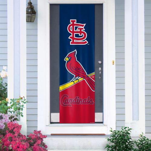 St. Louis Cardinals Door Banner