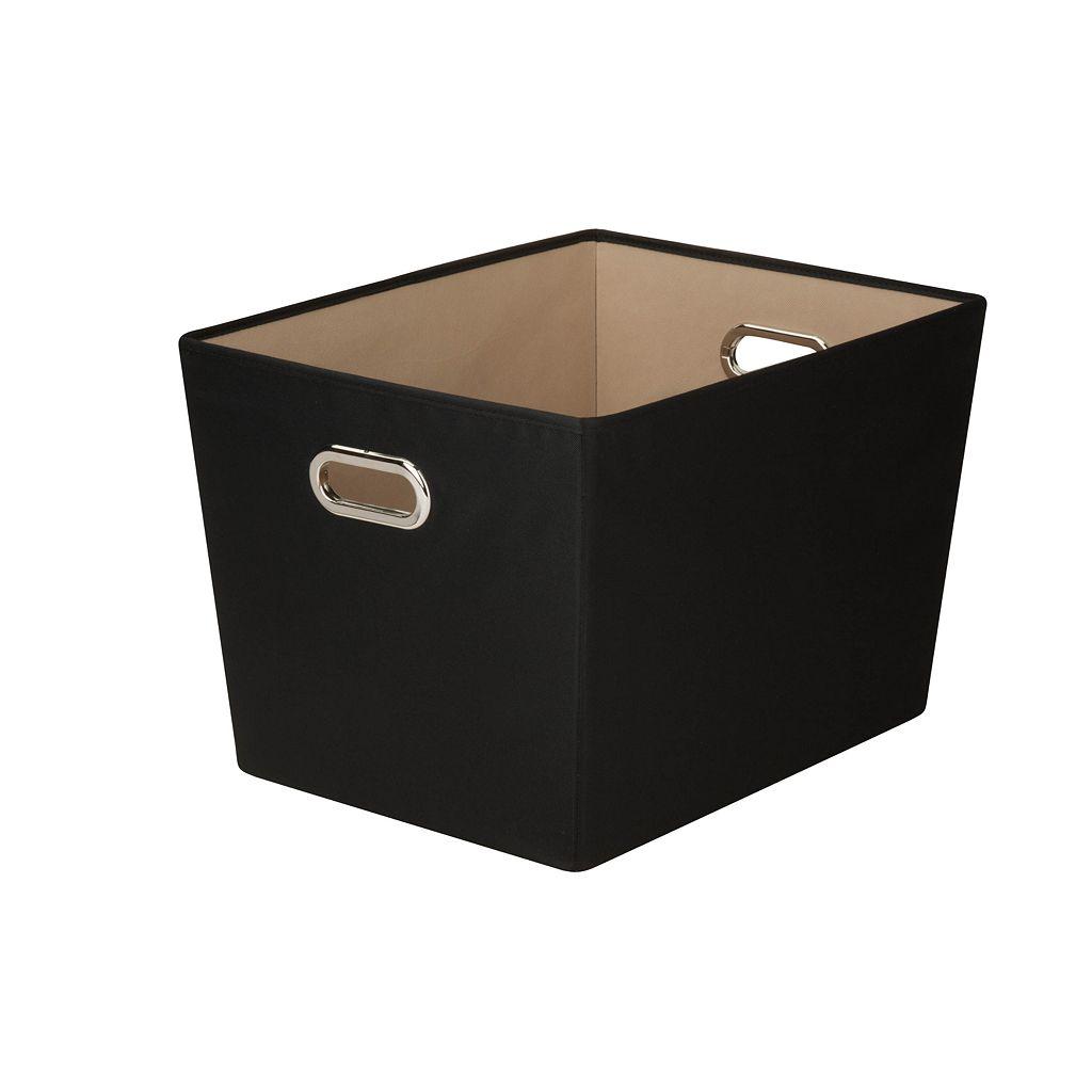 Honey-Can-Do Nesting Storage Bin - Large