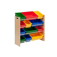 Honey-Can-Do Kids' 12-Bin Storage Organizer