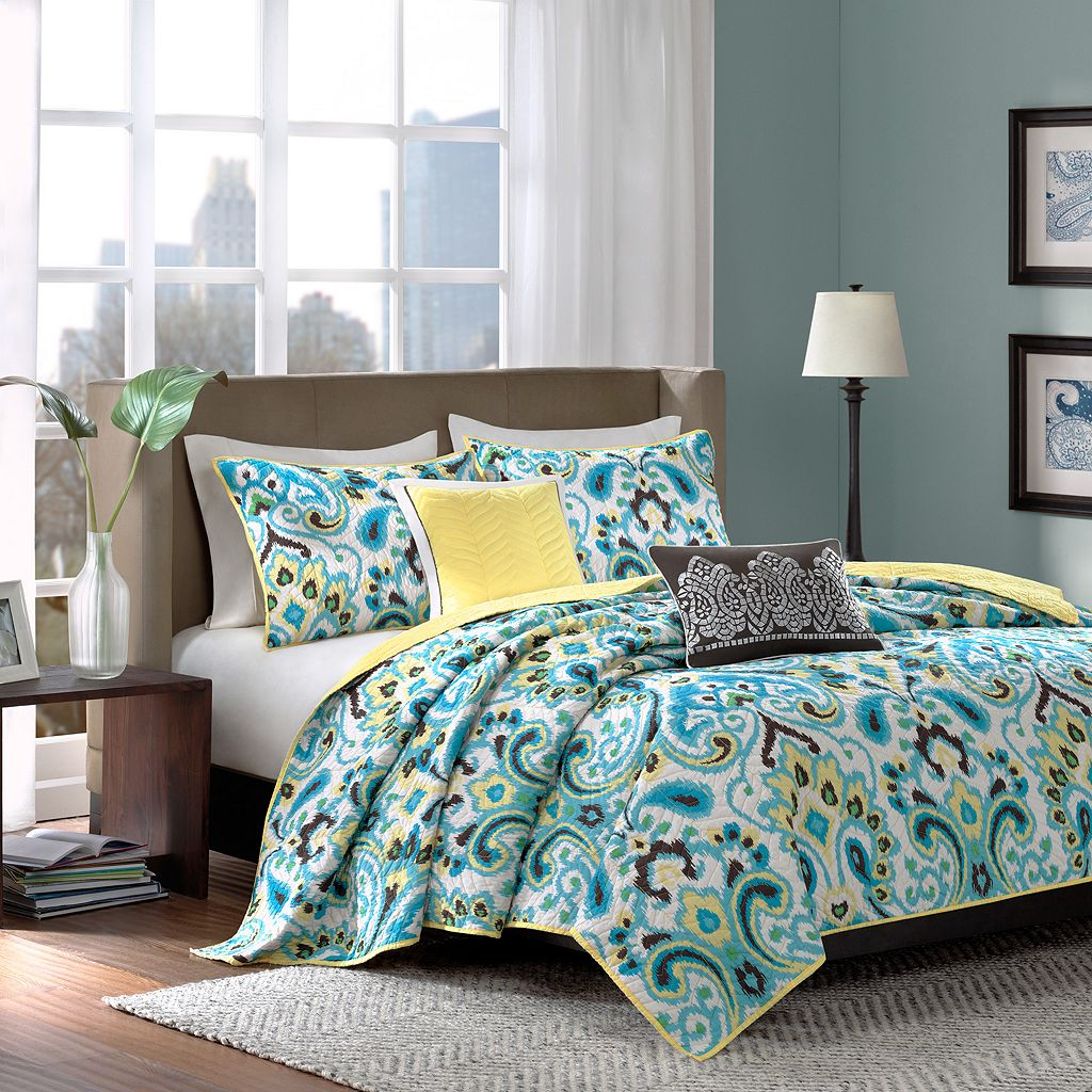 Madison Park Chantel 5-pc. Quilt Set