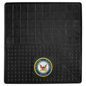 FANMATS US Navy Heavy Duty Vinyl Cargo Mat