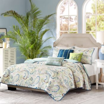 Madison Park Camilla 6-pc. Coverlet Set