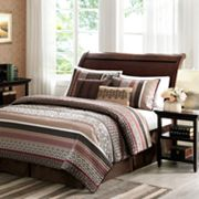 Madison Park Dartmouth 5 pc Coverlet Set