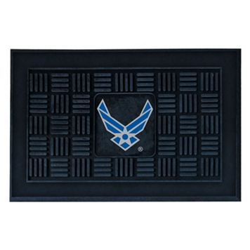 FANMATS US Air Force Medallion Doormat