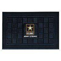FANMATS US Army Medallion Doormat