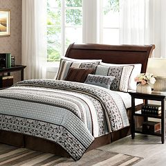Madison Park Harvard 5-pc. Coverlet Set