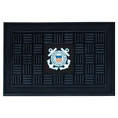 FANMATS US Coast Guard Medallion Doormat