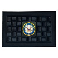 FANMATS US Navy Medallion Doormat