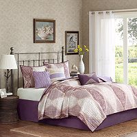 Madison Park Lizette 6-pc. Coverlet Set