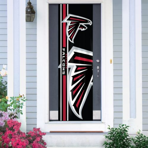 Atlanta Falcons Door Banner