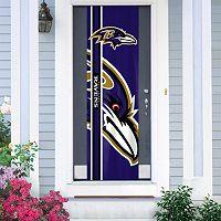 Baltimore Ravens Door Banner