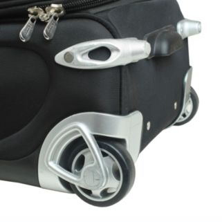 Kansas State Wildcats 20.5-in. Wheeled Carry-On