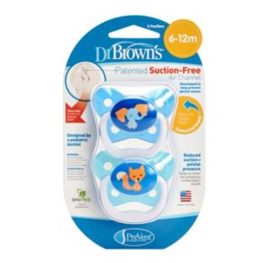Dr. Brown's PreVent Stage 2 Orthodontic Pacifier