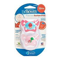 Dr. Brown's PreVent Stage 3 Orthodontic Pacifier