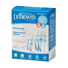 Dr. Brown's Natural Flow Standard Baby Bottles by