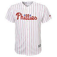Boys 8-20 Majestic Philadelphia Phillies Replica MLB Jersey