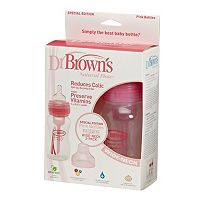 Dr. Brown's Natural Flow Wide-Neck Baby Bottles