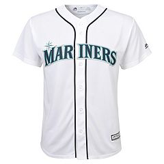 Boys 8-20 Majestic Seattle Mariners Replica MLB Jersey
