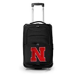 Nebraska Cornhuskers 21-in. Wheeled Carry-On