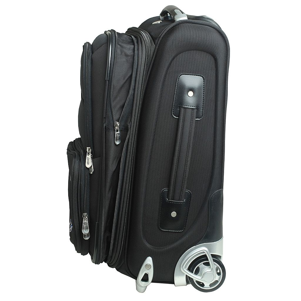 North Carolina Tarheels 21-in. Wheeled Carry-On