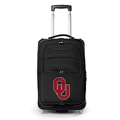 Oklahoma Sooners 21-in.  Wheeled Carry-On