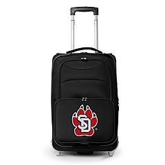 South Dakota Coyotes 21-in.  Wheeled Carry-On