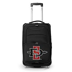 San Diego State Aztecs 21-in.  Wheeled Carry-On