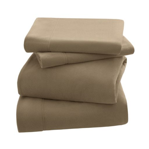 Sleep Philosophy 3M Scotchgard Performance Fleece Sheets