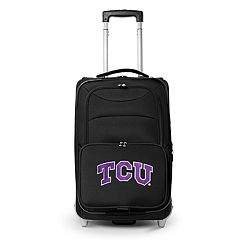 TCU Horned Frogs 20.5-inch Wheeled Carry-On