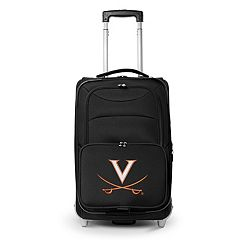 Virginia Cavaliers 21 in  Wheeled Carry-On