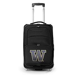 Washington Huskies 21 in  Wheeled Carry-On
